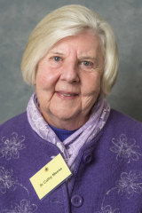 Sister Cathy Meese found her calling in the prison ministry.