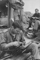 VPI, Normie Rowe in Vietnam, February 1969