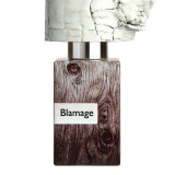 "Nasomatto ""Blamage"" fragrance."
