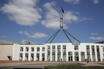 Parliament House has been rocked by recent events.
