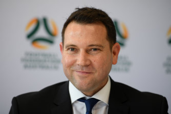 FFA chief executive James Johnson says football should not fear the AFL and NRL.