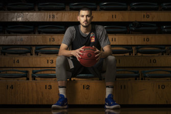 Chris Goulding will play his 300th NBL game on Saturday.