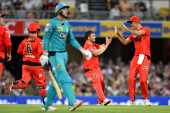 The Big Bash League is a point of contention in the dispute between Cricket Australia and broadcasters.
