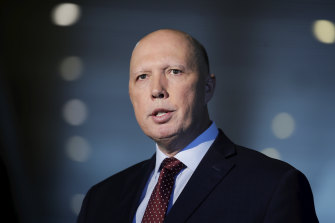 Defence Minister Peter Dutton says the ADF needs to be able to defend Australia's northern and western approaches.