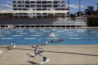 Granville Swimming Centre.