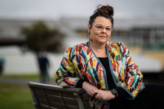 Environment lawyer Bronya Lipski grew up in the Latrobe Valley and her father and grandfather both worked at the power stations.