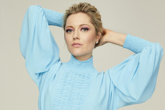 """Georgina Haig: """"[My teacher] made me want to make bolder choices and gave me a greater respect for drama."""""""