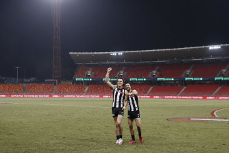 Giants Stadium is seeing more game time in the AFL's new fixture.