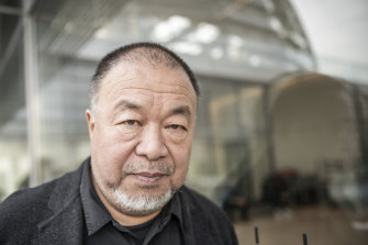 Chinese artist Ai Weiwei has threatened to remove his art if no action is taken.