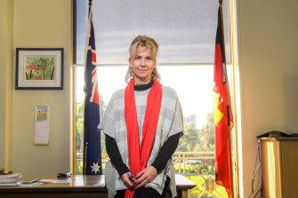 Geelong mayor Stephanie Asher