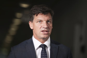 Energy Minister Angus Taylor says it's clear the future of road transport in Australia will be a mix of vehicle technologies and fuels.