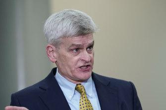 Republican senator Bill Cassidy.