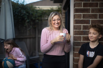 School teacher, counsellor and single mum Daniela Mezinec started Melbourne Lockdown Support 4.0 on Facebook, and saw it bloom into an amateur self-help community.