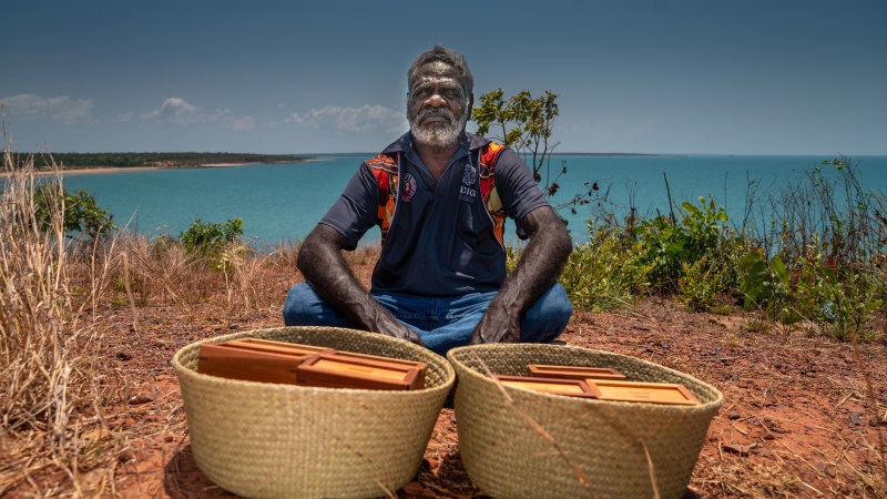 Vial episode over after precious blood comes home to Elcho Island