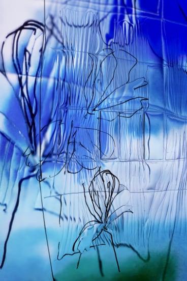 Manon Wertenbroek's artwork Window Glimpse