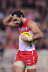Adam Goodes was the victim of racism towards the end of his career.
