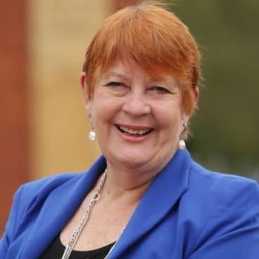 Liverpool Mayor Wendy Waller.