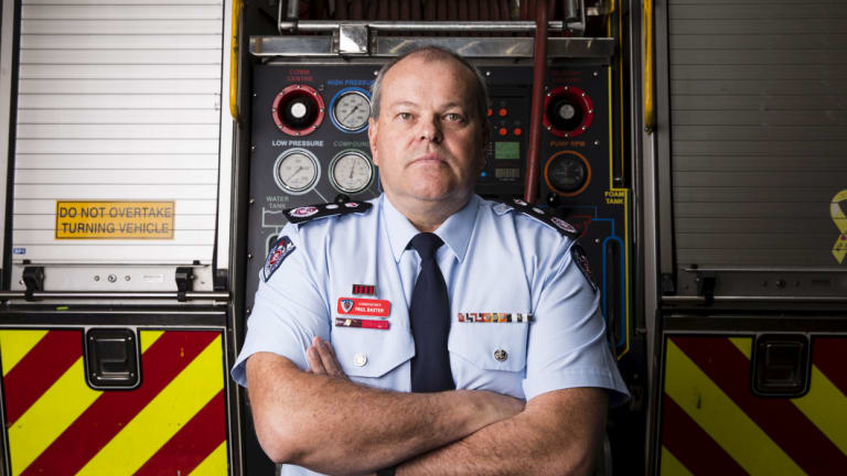 Fire and Rescue NSW Commissioner Paul Baxter has already removed eight staff due to bullying and sexism.