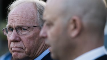 The politician: Peter Beattie knows how to distract attention from more pressing issues.