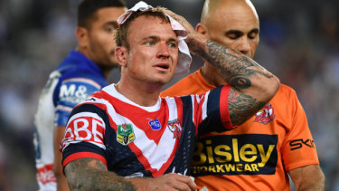 Concussion concerns 'scary' for current NRL players, says Friend