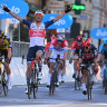 Ewan second at Milan-San Remo as Stuyven stuns field