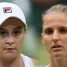 From Cash to Ash: Barty's feats add to Australian Wimbledon folklore
