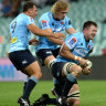 Gibson and Hooper say Waratahs will gain enormous confidence out of Crusaders win