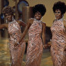 How The Supremes' gowns broke the race ceiling