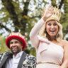 Vic: Wacky floats on show at Moomba Parade