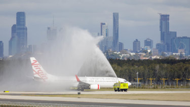Noise complaints have risen dramatically since the new runway opened at Brisbane Airport.