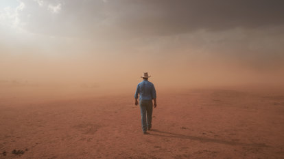 'It was just like being on Mars': The prize-winning image that says so much
