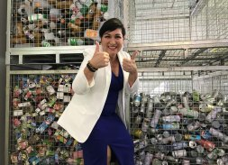 NSW lobby group slams Queensland's 'ramshackle' recycling scheme