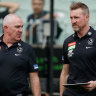 Four Points: Time for a fresh start and for Collingwood to release the shackles