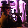 Anzac Day Dawn Service, Parade to close Brisbane streets