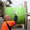 The marked the official end of the NBN rollout.