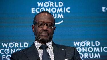 Under-pressure CEO Tidjane Thiam resigned as Credit Suisse chief last week.
