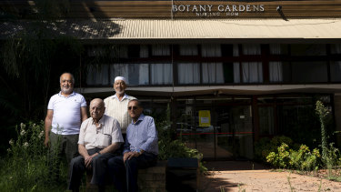 A new mosque in Carlton has been proposed to provide a place of worship for members of the local Muslim community including Mohammed Ghassa,  Ali Meihi, Yasser Nasser and Dr Mohammed Vaywda.