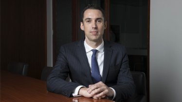 Chris Tynan, the head of Blackstone real estate investments in Australia