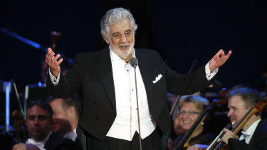 An investigation found Placido Domingo engaged in misconduct.