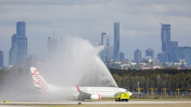 Thousands were expected to land in Queensland on Friday.