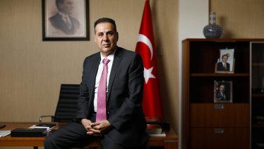 "Korhan Karakoç, Turkey's ambassador to Australia, says ""the outcome of the operation will speak for itself""."