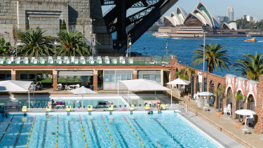 North Sydney pool is set to be redeveloped.