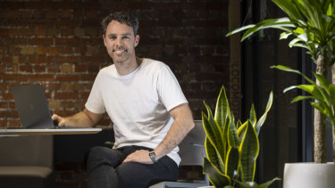 FrankieOne founder Simon Costello's regulatory compliance technology start-up is now being used by three of the four major banks.