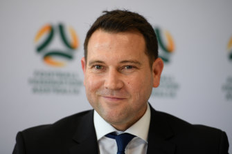 FFA chief executive James Johnson has spearheaded efforts that have ensured the Olympic qualifiers will proceed.