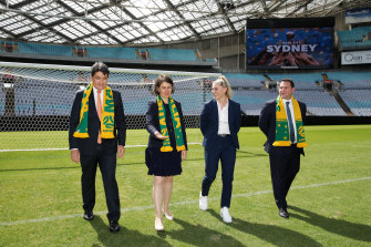 """""""Emotionally important"""": Stadium Australia announced as the final venue of the 2023 Women's World Cup."""