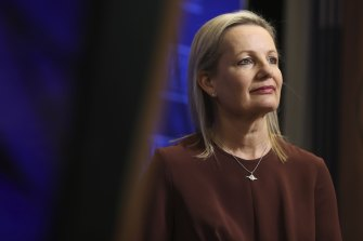 Federal Environment Minister Sussan Ley has approved an expansion of Whitehaven's Vickery coal mine in northern NSW.