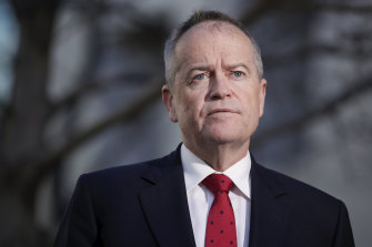 Shadow government services spokesman Bill Shorten.