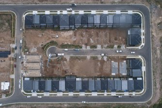 The dark rooftops of Sydney's urban sprawl will come to a halt under new government regulations.