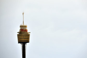 Sydney Tower is Sydney's tallest structure and the second tallest observation tower in the Southern Hemisphere.