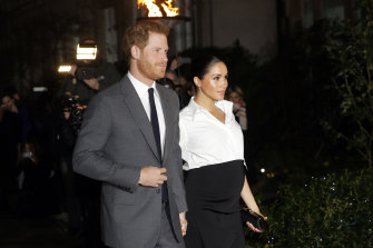 Harry and Meghan are ending their lives as senior members of Britain's royal family and starting a new chapter as international celebrities and charity patrons in Los Angeles.